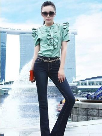 粗小腿的穿衣打扮服装搭配的方法和技巧